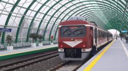 Reparații la linia ferată spre Otopeni, la o lună după inaugurare