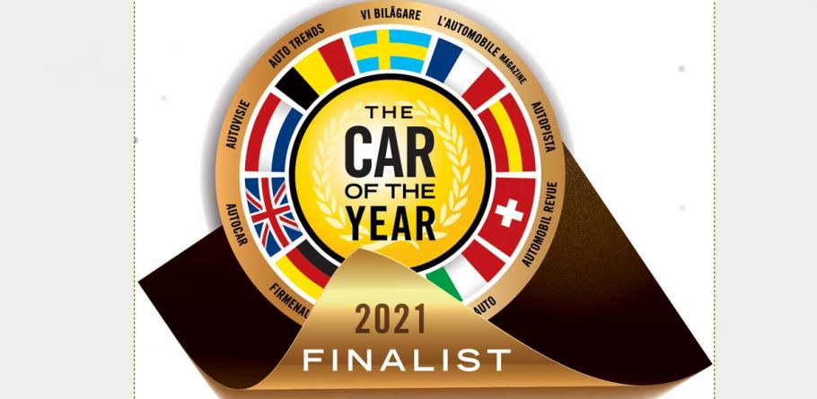 """""""Mașina Anului 2021"""" în Europa – 7 finaliste"""