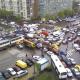 Haosul din traficul bucureștean costă 23.000 lei/lună