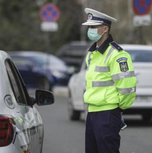 Poliția Română: începe 'Operațiunea normă zilnică de amenzi'